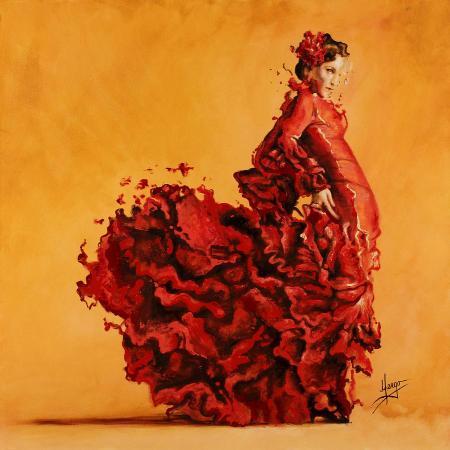 passion dress