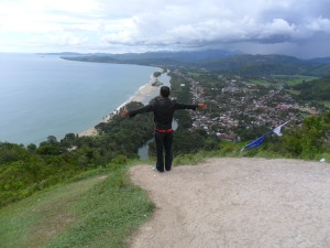 07 Langkisau hill