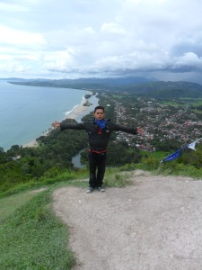 09 Langkisau hill